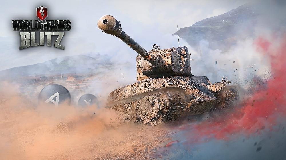 World of Tanks Blitz празднует год на Nintendo Switch