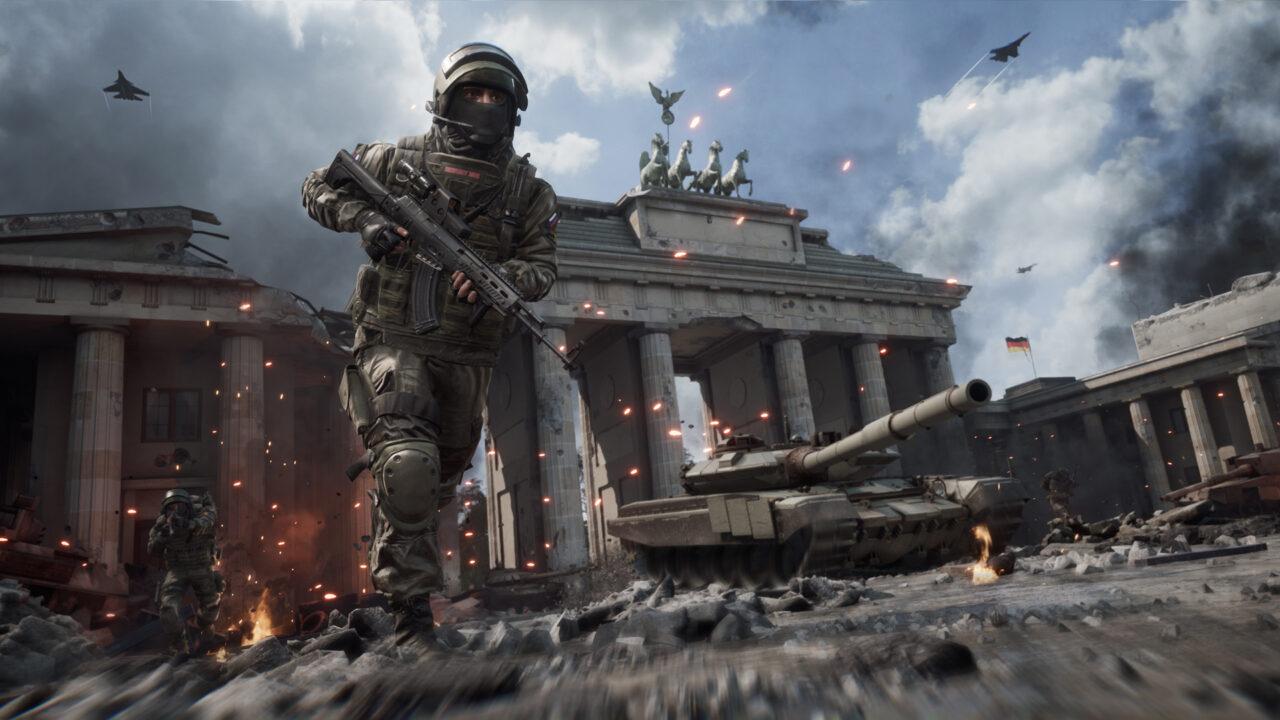"""В World War 3 30-го сентября начнется """"альфа-тест ветеранов"""""""
