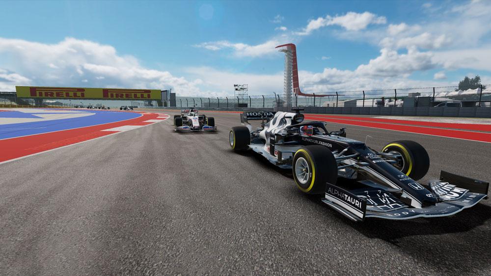 Codemasters выпустили сезонное обновление для F1 Mobile Racing