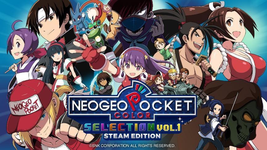 Сборник Neogeo Pocket Color Selection Vol 1 и SNK vs. CAPCOM: The Match of the Millennium стали доступны в Steam