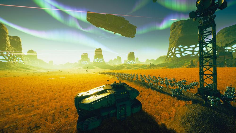 Анонсирована космическая ролевая игра с исследованиями Earth From Another Sun