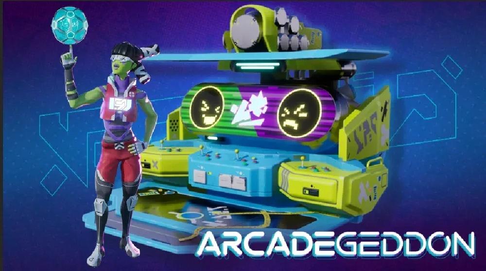 Arcadegeddon получила патч Summer Update