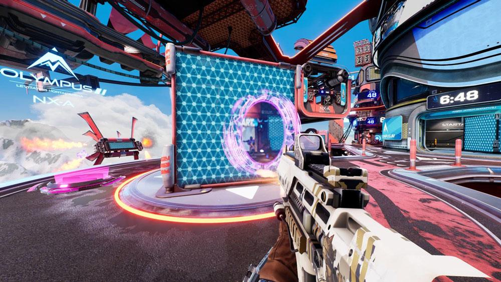 Разработчик нашумевшей бесплатной Splitgate хочет создать свою Riot Games