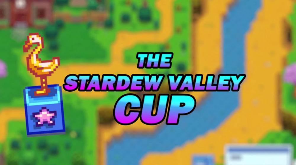Завершился первый турнир по Stardew Valley