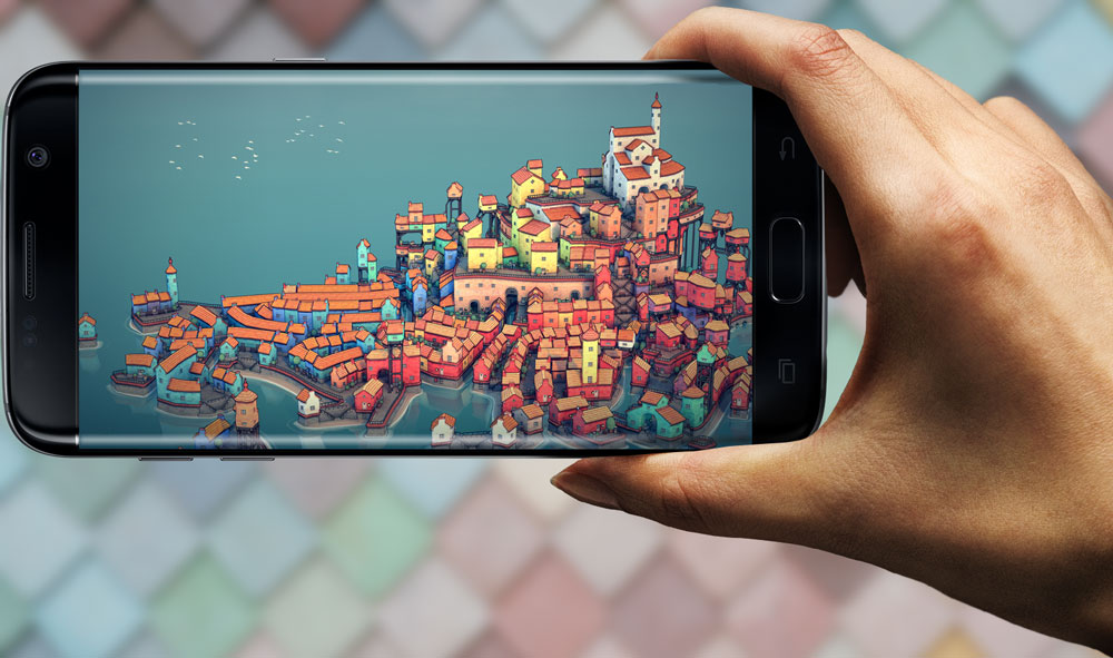 Townscaper выходит на Android и iOS 20 октября