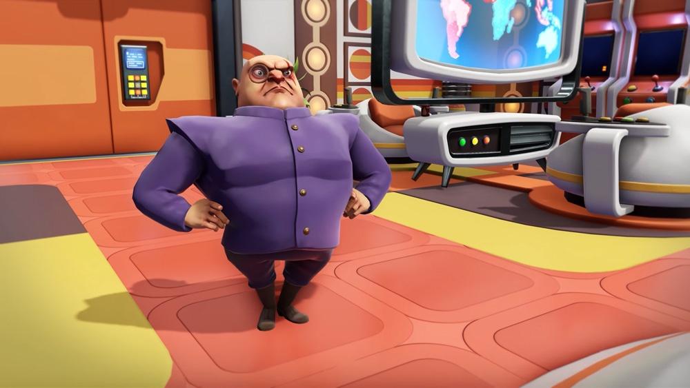 Evil Genius 2 выйдет на консолях 30 ноября