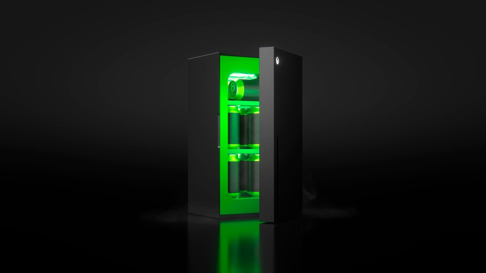 Первая партия холодильников Xbox раскуплена. Спекулянтами