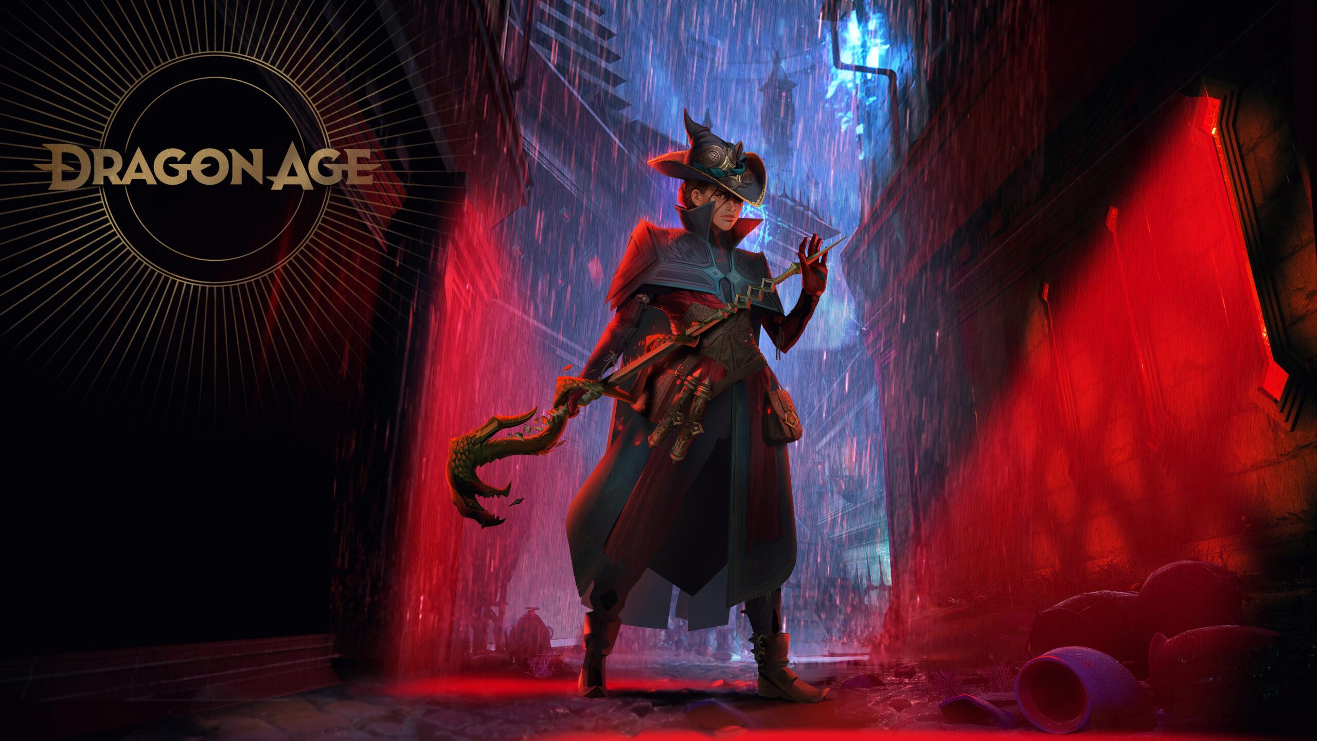Новая Dragon Age только для нового поколения