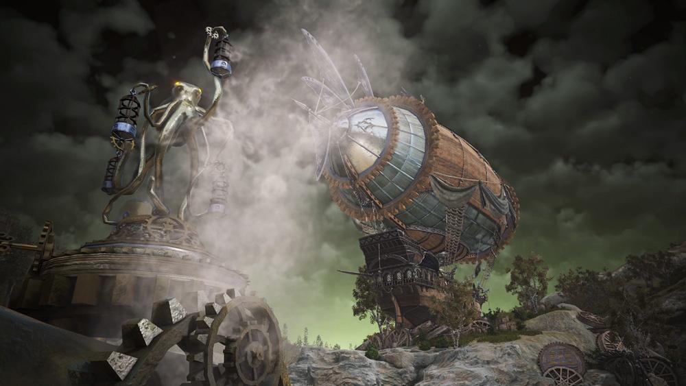 Стимпанк приключения ждут всех игроков Black Desert в Хэллоуинских ивентах
