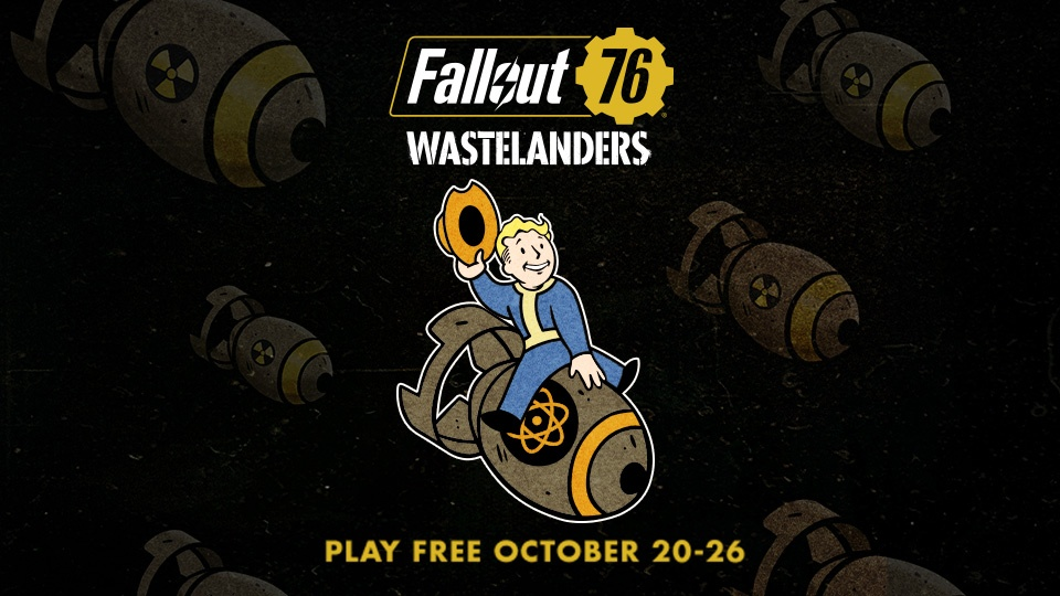 Бесплатный период в Fallout 76
