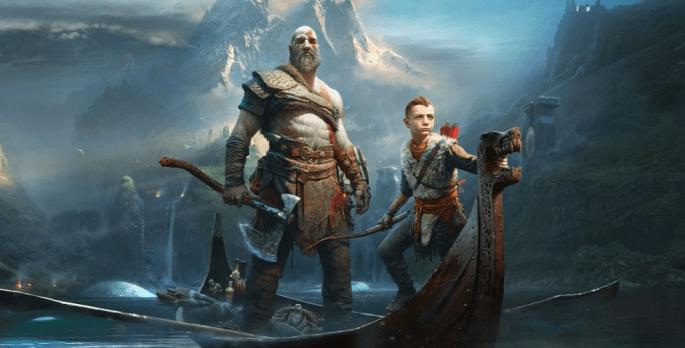 Вышел трейлер PC версии God of War