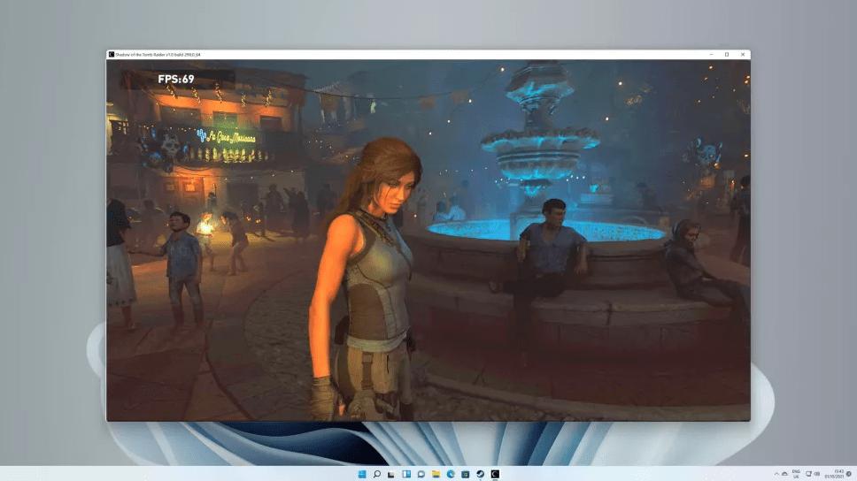 Windows 11 тормозит игры