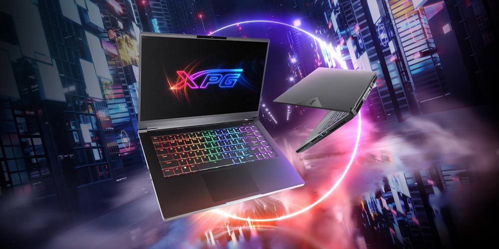 XPG показала игровой ноутбук XENIA 15 KC