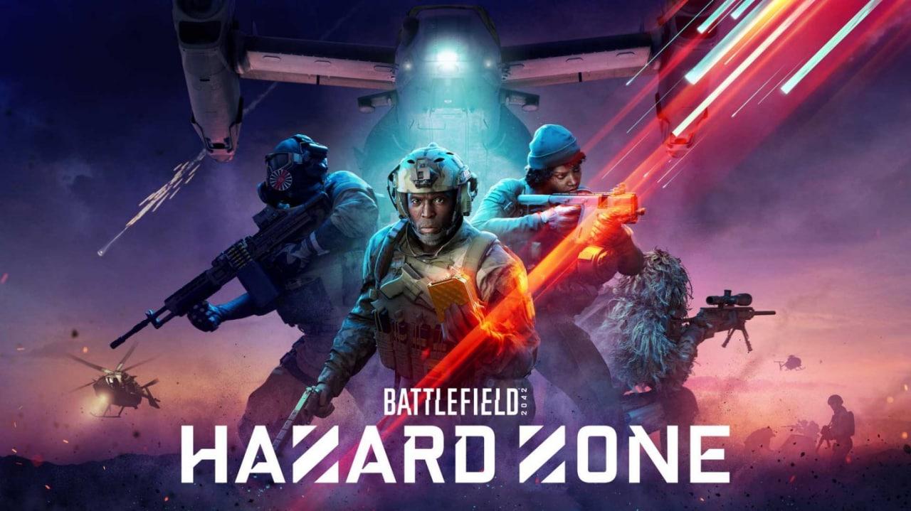 Разработчики Battlefield 2042 рассказали о новом режиме Hazard Zone