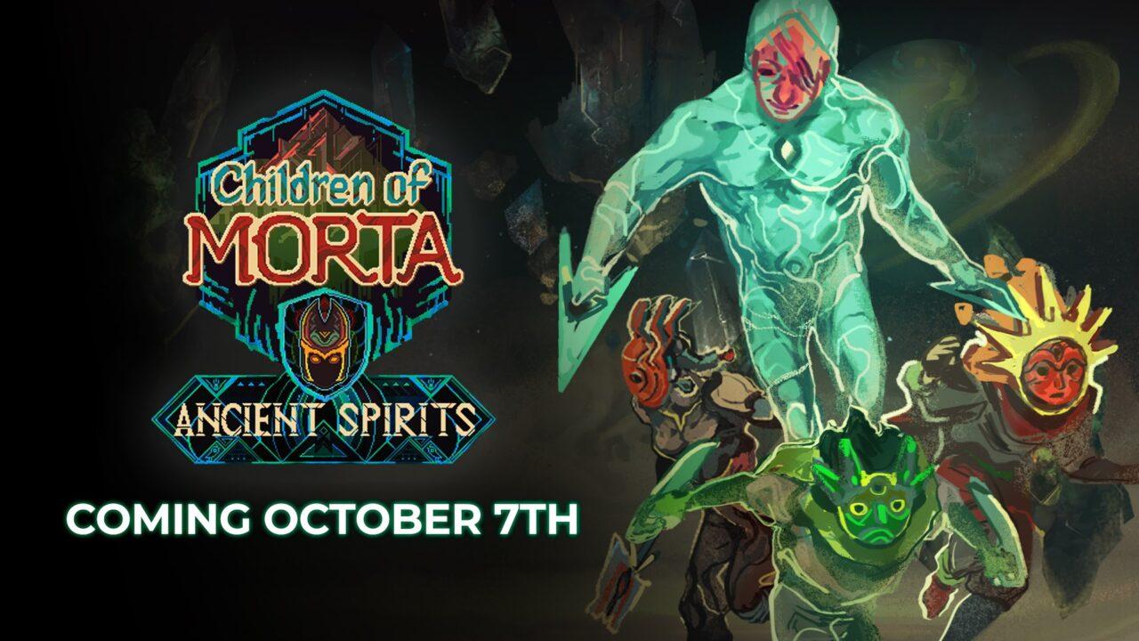 Children of Mortia: Ancient Spirits выйдет 7-го октября