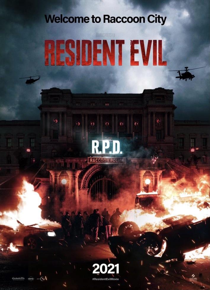 Sony Pictures показала дебютный трейлер экранизации Resident Evil