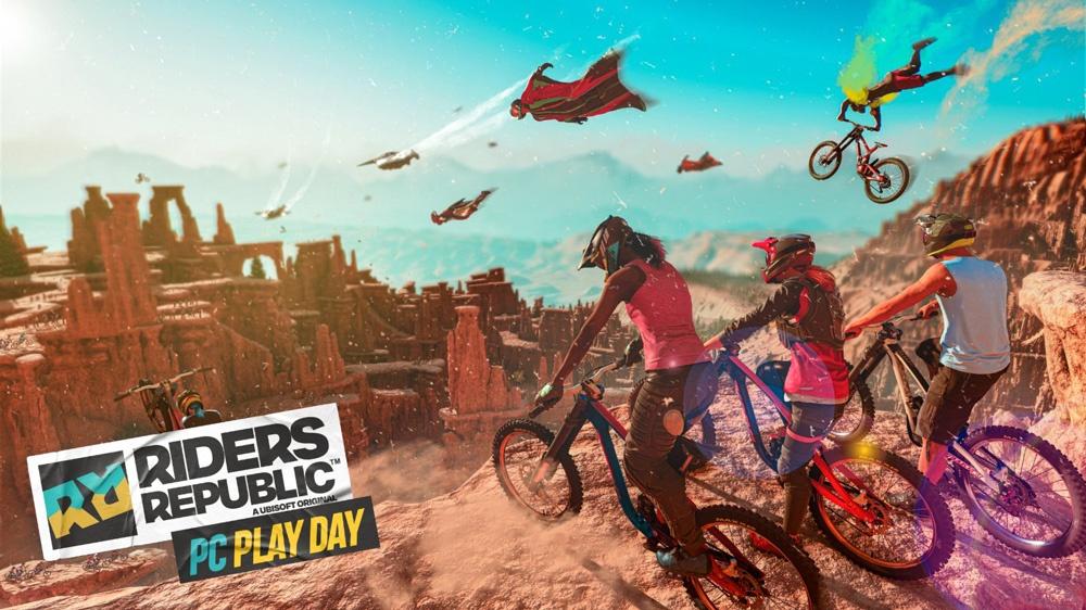 Экстремалы, общий сбор! Ubisoft откроет бесплатный доступ к Riders Republic