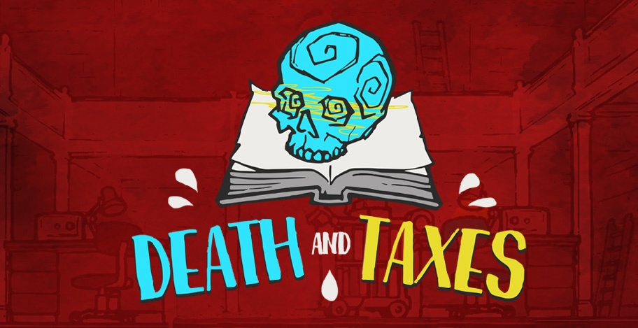 Death and Taxes скоро получит русскоязычную локализацию