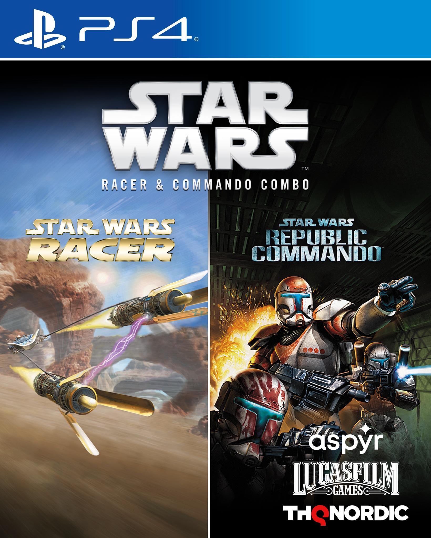 Классические игры по Звёздным войнам возвращаются