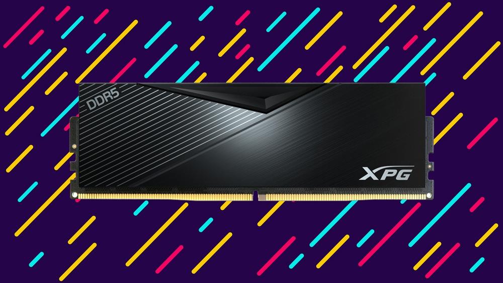 XPG представила игровую оперативку LANCER DDR5
