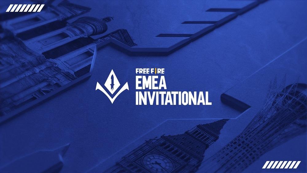 В онлайн-турнире Free Fire EMEA Invitational 2021 примут участие 4 команды из СНГ