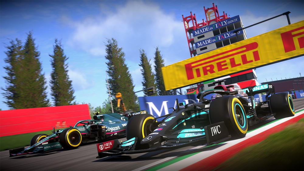 Имола возвращается в F1