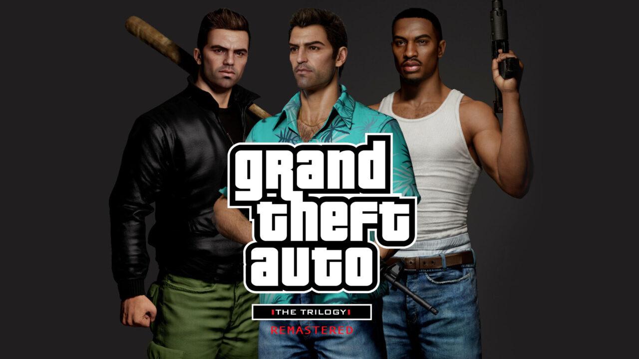Готовим наши кошельки. В сети всплыл ценник на обновленную трилогию Grand Theft Auto: The Trilogy – The Definitive Edition