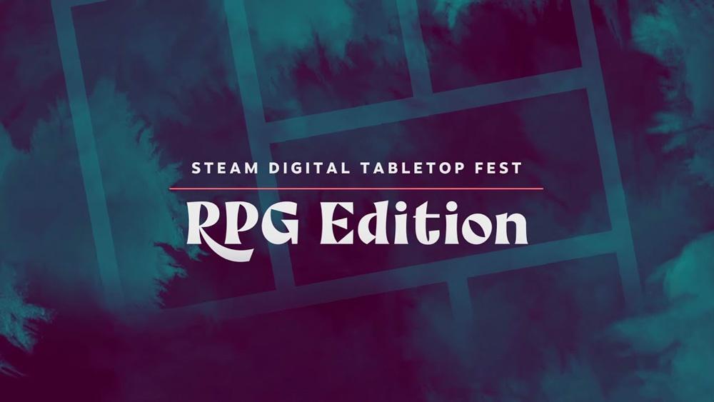 В октябре в Steam пройдет фестиваль настольных игры