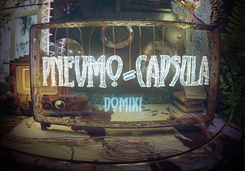 """Стимпанк головоломка """"Pnevmo-Capsula: Domiki"""" вышла в Steam"""