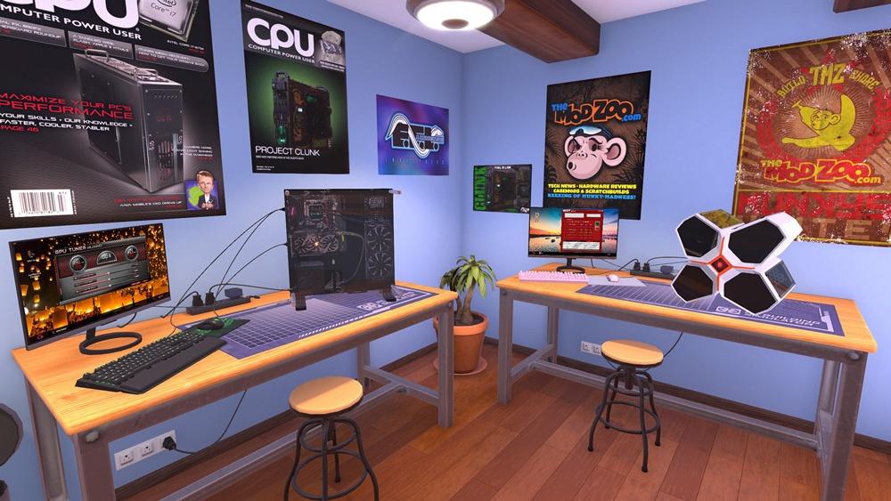 PC Building Simulator забрали более 1 миллиона раз за 3 часа раздачи в Epic Games Store