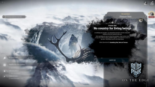 Frostpunk On the Edge screenshot (2)