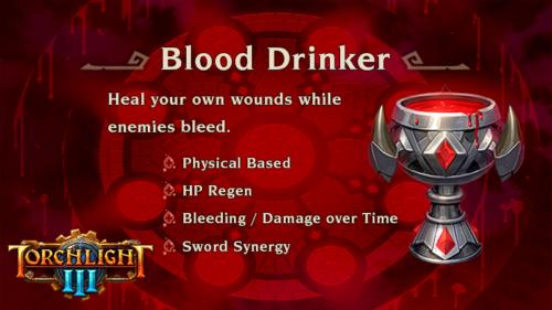 TL3 Blood-Drinker Relic Info Image