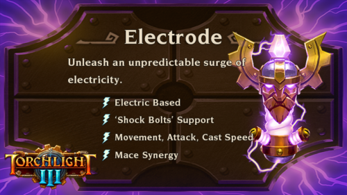 TL3 Electrode Relic Info Image