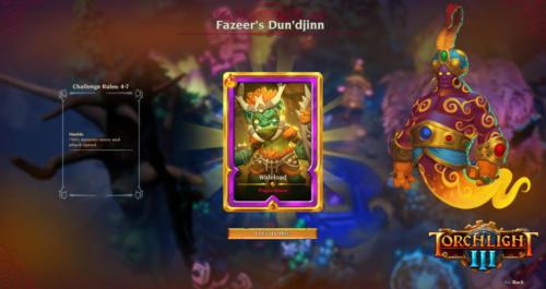 TorchlightIII Fazeer-Shah s-Dun-Djinn Screenshot1