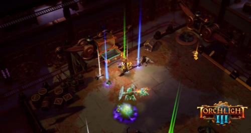 TorchlightIII Fazeer-Shah s-Dun-Djinn Screenshot4