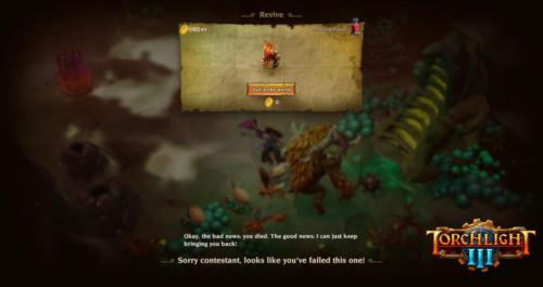 TorchlightIII Fazeer-Shah s-Dun-Djinn Screenshot5