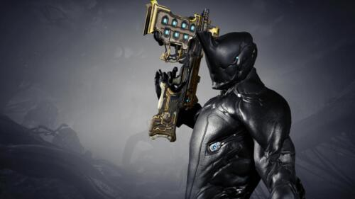 WF Deimos Screenshot Weapon ThanostechPistol 4K