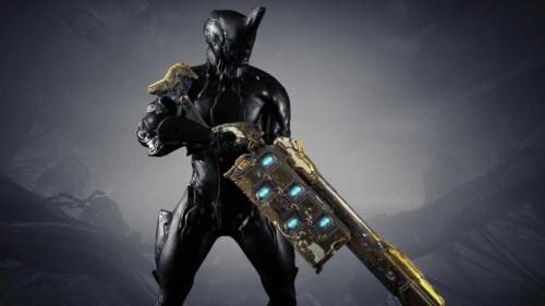 WF Deimos Screenshot Weapon ThanostechRifle 4K
