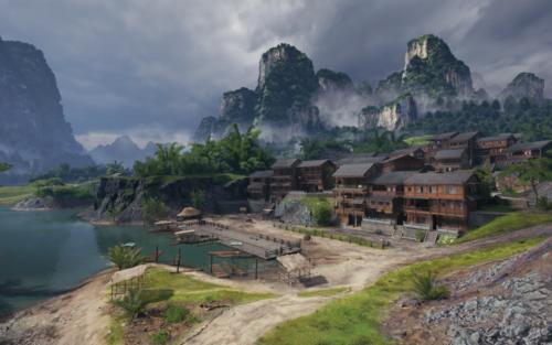 WOT PC Screenshots Pearl River map 1