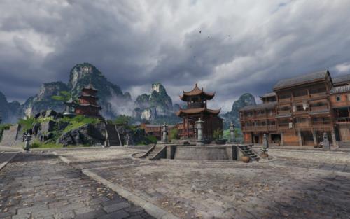 WOT PC Screenshots Pearl River map 5