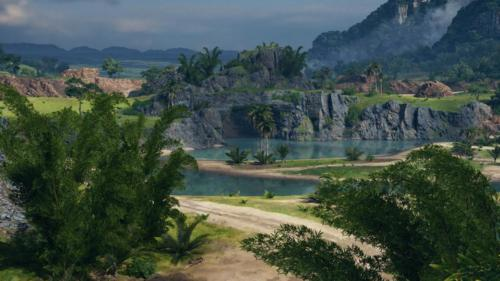 WOT PC Screenshots Pearl River map 6