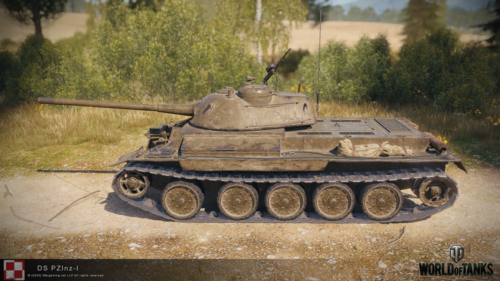 WOT PC Update 1 10 Polish Tank DS PZlnz 1 01