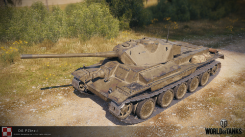 WOT PC Update 1 10 Polish Tank DS PZlnz 1 03