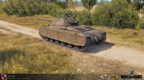 WOT PC Update 1 10 Polish Tank PL20 02