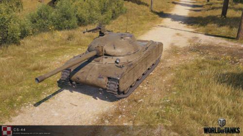 WOT PC Update 1 10 Polish Tank PL20 03