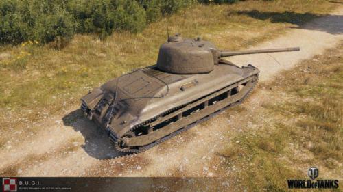 WOT PC Update 1 10 Polish Tank Pl18 BUGI 02