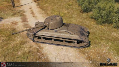 WOT PC Update 1 10 Polish Tank Pl18 BUGI 03